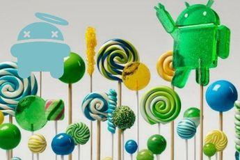 Lollipop-update Nexus 7 kan problemen veroorzaken met afspelen video's