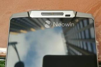 Foto's Oukitel-smartphone met 10.000mAh-accu verschijnen online
