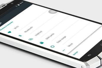 Smartphone van Oukitel met 10.000mAh-accu nu te pre-orderen