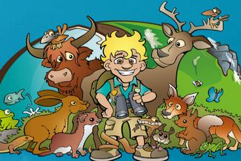 Perfect Earth Animals: zoek en leer alles over wilde dieren