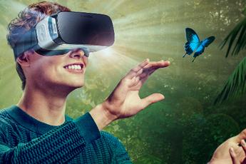 'Nieuwe Samsung Gear VR-bril met controller op komst'