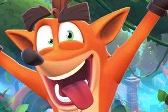 Crash Bandicoot Mobile komt als endless runner naar Android