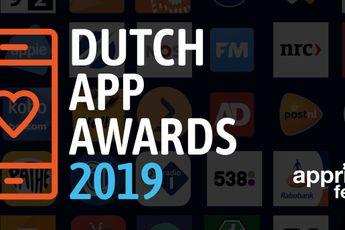 Eerste editie van Dutch App Awards (2019): dit zijn de winnaars
