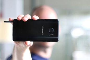 Galaxy Note 7 wordt goedkoper en vanaf juni te koop in Zuid-Korea