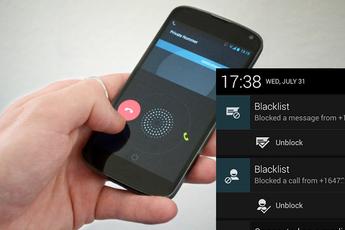 CyanogenMod 10.2 brengt 'global-blacklist'-functionaliteit naar Android