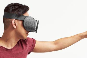 Google Daydream View-headset wordt niet meer verkocht
