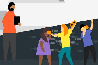 Google Expedities: schoolklassen kunnen op virtuele trip naar Tweede Kamer