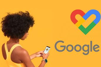 Google Fit ontvangt update met donker thema en slaaptracking