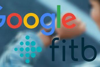 Officieel: Google koopt Fitbit voor 2,1 miljard dollar
