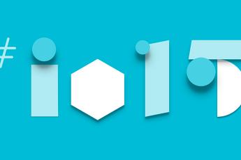 Google I/O 2015 vindt plaats op 28 en 29 mei