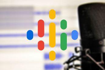 Google Podcasts is vernieuwd: dit moet je weten