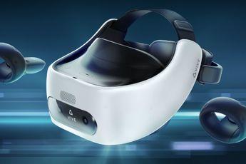 Update: HTC Vive Focus Plus officieel: draadloze VR-headset met Snapdragon 835