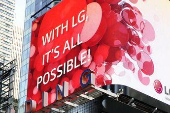 'Officiële afbeeldingen LG G4 duiken op'