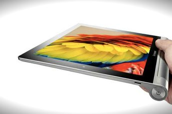 Lenovo onthult 10.1-inch Full-HD Android-tablet