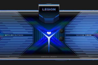 Lenovo Legion officieel: high-end gaming-telefoon met pop-up camera aan de zijkant