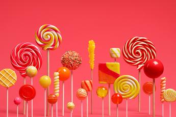 Android 5.0 voor LG G2 steeds dichterbij