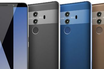 Huawei Mate 10 Pro ontvangt Android 10 in Nederland