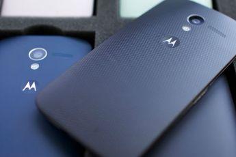 Motorola Moto X , aanpasbaar toestel, 'matige' specificaties maar grote droom