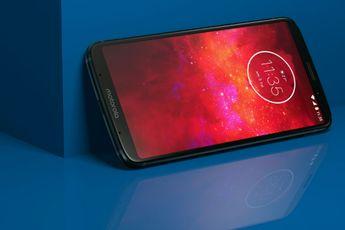Moto Z3 Play: uitrol Android Pie in Nederland van start