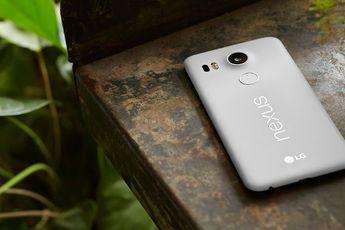Nexus 5X in de aanbieding: 80 euro goedkoper