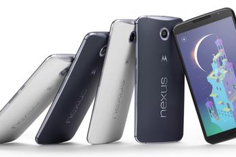 Nexus 6-telefoons met Android 7.1.1 ontvangen Android 7.0-update