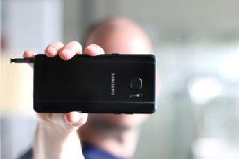 Samsung bevestigt komst refurbished Galaxy Note 7