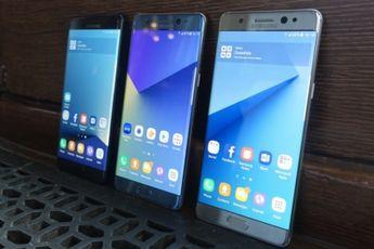 Samsung Galaxy Note FE verkoopt beter dan verwacht