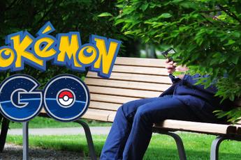 Pokémon vangen in (hard)rijdende auto na update onmogelijk