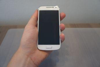 Eerste indrukken Samsung Galaxy S4 Mini: vlot en handzaam