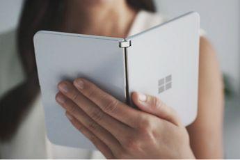 'Microsoft Surface Duo 2 krijgt 5G en verbeterde camera'