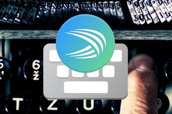 SwiftKey helpt je nu om nog sneller wachtwoorden in te vullen