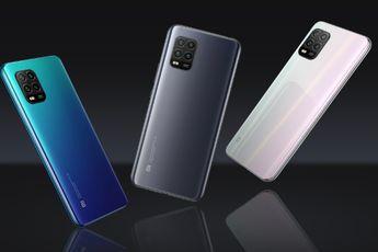 Xiaomi Mi 10 Lite 5G brengt 5G naar een groter publiek