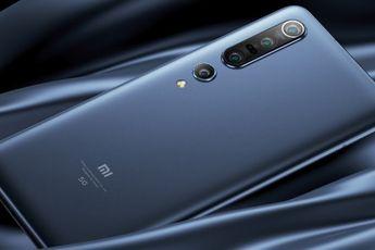 Xiaomi Mi 10 (Pro) vanaf 799 euro te koop in Nederland