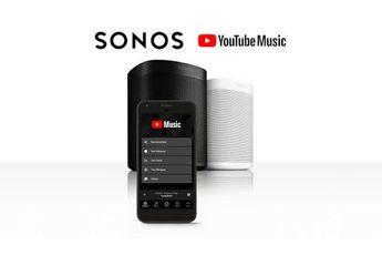 Oude Play Music-gebruikers kunnen niet meer streamen op Sonos-speakers