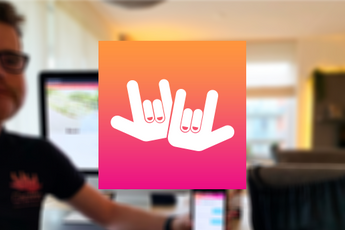 Nederlander lanceert dating-app 'Capido' voor mensen met een beperking