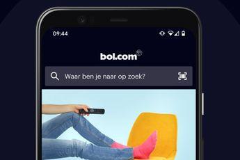 Bol.com laat je vanaf nu winkelen in een donkere modus