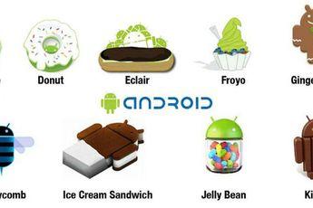 Winactie: wat wordt de naam van de nieuwste Androidversie?