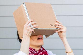 Virtual-reality-in-de-browser WebVR werkt nu ook met Google Cardboard