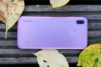 Fuchsia OS wordt door Huawei getest op de Honor Play