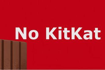 """""""Deze Samsung-toestellen krijgen Android 4.4, geen KitKat voor Galaxy S III"""""""