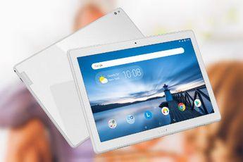Lenovo lanceert vijf nieuwe tablets onder de 300 euro