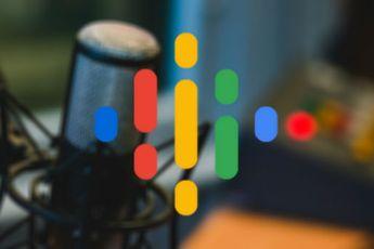 'Google Podcasts ontvangt nieuw uiterlijk en extra functies'