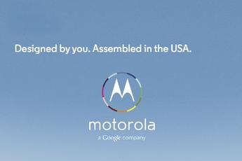 Motorola Moto X: Larry Page is er blij mee, 26 augustus in de winkel