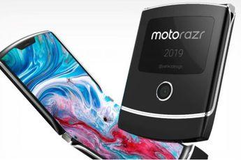 Motorola Razr in april beschikbaar in Nederland, pre-order start nu
