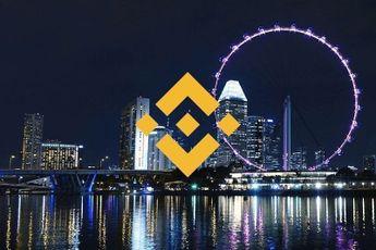 Binance stopt met spothandel van Bitcoin in Singapore