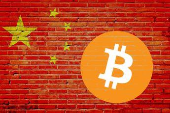 '65.08% van de Bitcoin (BTC) miners zit in China'