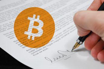 Deze startup wil met toepassing op Bitcoin de notaris overbodig maken