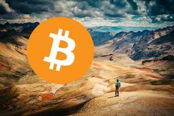 Bitcoin on-chain statistieken: $6 miljard verdeeld over 316.000 transacties