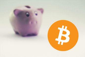 Column: Sparen doe je niet in euro, maar in Bitcoin (BTC)