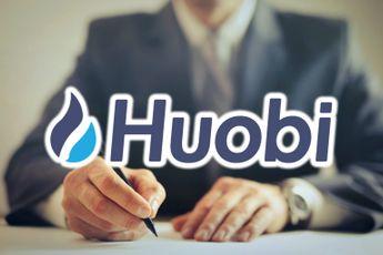 Bitcoin exchange Huobi heft alle diensten voor Chinese beleggers op